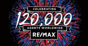 120,000 Agents Worldwide